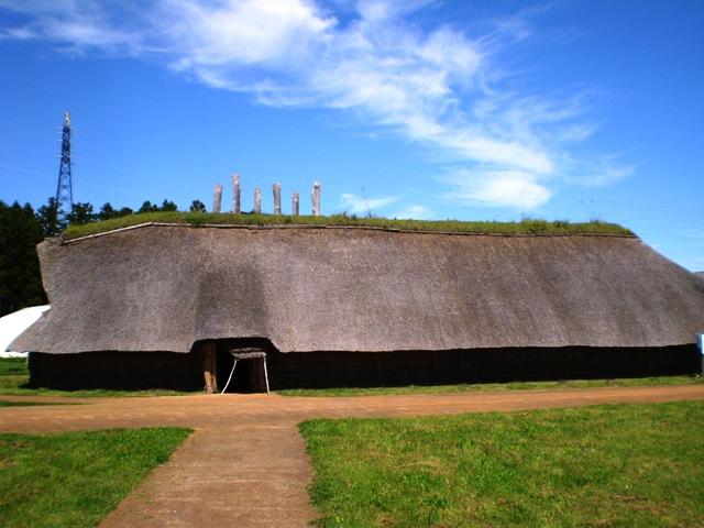 青森県の縄文遺跡群と三内丸山遺跡(その三): 白秋期